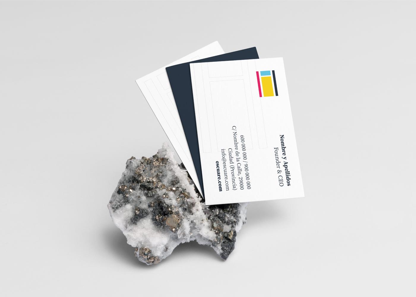 tarjeta-escuare-arquitectura-logo